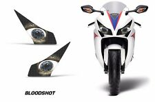 AMR Racing Head Light Eyes Honda CBR 1000RR 2012-2014 Headlight Parts BLOODSHOT