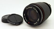 Olympus OM Mount Tokina SD 70-210mm F4-5.6 Zoom Lens #4174