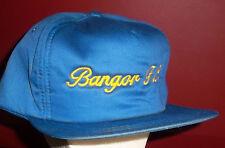 BANGOR FC BLUE BASEBALL CAP