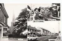 Hampshire Postcard - Views of Bitterne, Southampton    BH529