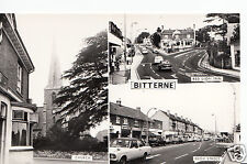 Hampshire Postcard - Views of Bitterne, Southampton    BH529
