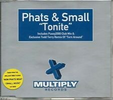 (912Z) Phats & Small, Tonite - CD Single