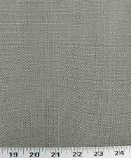 Drapery Upholstery Fabric Rustic Linen Slub Withstands 45K Dbl Rubs - Gray