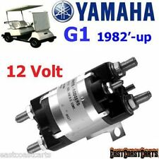Yamaha G1 Gas Golf Cart 12 volt Solenoid J17-81950
