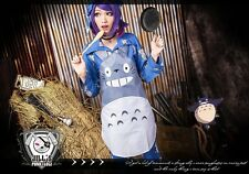 Japan Lolita cartoon COSPLAY My neighbour TOTORO waterproof culinary apron