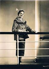Anne Crawford  - Original Vintage Publicity Photograph 9 x 7  219g-K - F.1