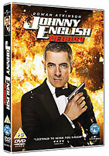 Johnny English Reborn (DVD, 2012) - Sealed