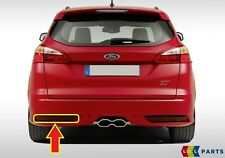 NEW GENUINE FORD FOCUS ST ESTATE 2012- REAR BUMPER LOWER REFLECTOR LEFT N/S