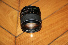 Mamiya Sekor C 110mm f2.8 Lens Objectif For 645 Series Made in Japan