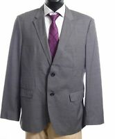 HUGO BOSS Sakko Jacket The James4 Gr.54 grau kariert Einreiher 2-Knopf -S385