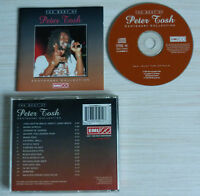 CD ALBUM THE BEST OF - TOSH PETER 16 TITRES 1996
