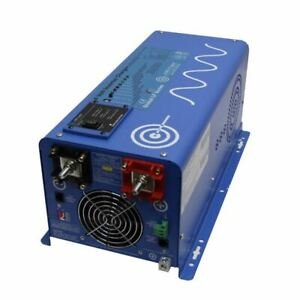 AIMS 2000 Watt Pure Sine Inverter Charger 24 Volt