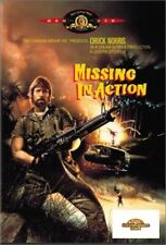 Missing in Action (DVD, 2000) CHUCK NORRIS ( BRAND NEW & SEALED )