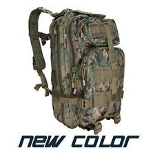 Assault Marines Woodland MARPAT Hunt Camo Backpack Tactical Pack MOLLE w US FLA