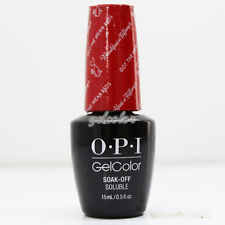 OPI GelColor Soak Off LED/UV Gel Nail Polish 15ml 0.5oz Got the Mean Reds #HPH08