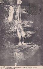BRAZIL - Rio de Janeiro - Caixa d'agua Tijuca 1907