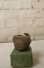 Vintage HIT Miniature Spy Camera w/ Leather Case & Original Box ~ Made in Japan