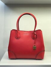 New Michael Kors Centre Zip Mercer Tote Bag Bright Red Was £315 Now £140!!