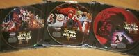 Star Wars Original Theatrical Trilogy Versions Release Cuts 3 DVD HAN SHOOTS 1st