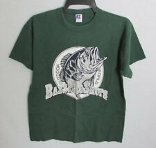 Bass Pro Shops green 100% cotton short sleeve graphic t-shirt *Sz M*