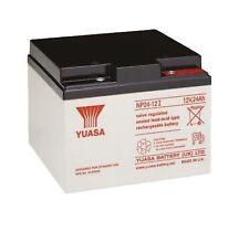 YUASA NP24-12I - Batterie AGM plomb 12V 24Ah - 166 x 175 x 125 mm *NEUF*