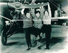 THE THREE STOOGES MOE CURLY HOWARD LARRY FINE VAUDEVILLE TV SHOW 8 X 10 PHOTO #1