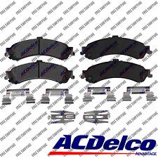 REAR Brake Pad-Ceramic Set For 2000 to 2006 Gmc Yukon XL 1500 Sierra 1500 Yukon