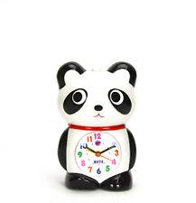 Adorable Panda Kids Musical Alarm Clock - Fun Children's Room Decoration