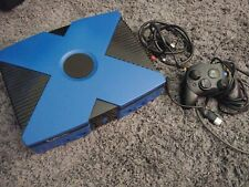 Original Xbox M.O.D. and painted Console