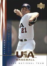 2002 USA Baseball National Team BB Card (A5247) - You Pick - 10+ FREE SHIP