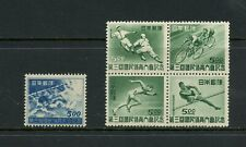 Y780 Japan 1948 sports athletic meet MNH/MH