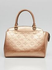 Louis Vuitton Mordore Monogram Vernis Brea PM NM Bag