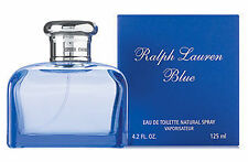 Ralph Lauren Blue Perfume by Ralph Lauren, 4.2 oz EDT Spray for Women NEW