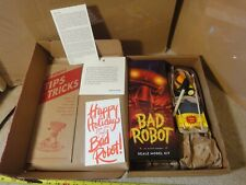New listing Rare! 2019 Bad Robot Productions figure, exclusive scale model kit, set. New!