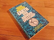 EARTH OUR CROWDED SPACESHIP Isaac Asimov 1974 PB 1st Edition First Print CREST