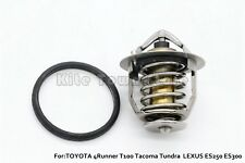 New THERMOSTAT w/gasket for TOYOTA 4Runner T100 Tacoma Tundra  LEXUS ES250 ES300
