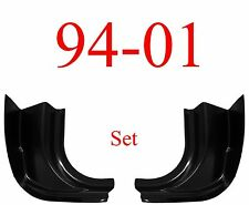 98 01 Dodge Inner Quad Cab Corner SET, Truck Club Cab 4 Door Ram