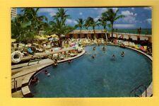 "Miami Beach,FL Florida, SAXONY ""World's Finest Resort Hotel"" swimming pool"