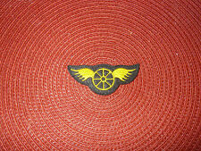 Los Angeles County Sheriff Motor Patch Wheel and Wings
