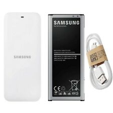 100% Genuine Battery + Battery Charger Kit for Samsung GALAXY Note 4 IV SM-N910