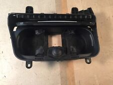 10-13 OEM BMW 535i 550iX GT F07 front center console cup holder drink assembly