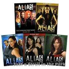 Alias: Complete TV Series Seasons 1 2 3 4 5 Box / DVD Set(s) NEW!