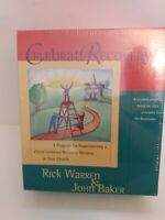 Celebrate Recovery Curriculum Kit Faith Based Recovery From Addiction New Sealed