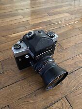 KIEV 60 KIT (like Pentacon Six) with body, lens, light meter