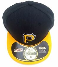 Pittsburgh Pirates   New Era 59Fifty NFL On Field Headwear Mens Hat Fitted 8