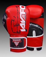 Jayefo R1 UW Leather Boxing Gloves Muay Thai Punching Bag Sparring Glove workout