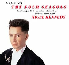 Nigel Kennedy / Vivaldi / The Four Seasons *NEW* Music CD