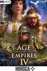 Age of Empires 4 - PC Steam Spiel Download Code - DE/EU