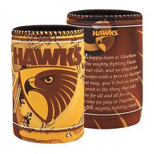 NEW AFL Hawthorn Hawks Can Cooler Stubby Holder 2015 Premiers Winner Man Cave!