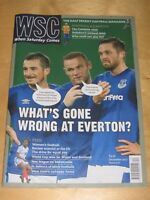 When Saturday Comes Football Fanzine CURRENT Issue Number #370 WSC December 2017